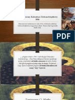 Ekumeniczny Kalendarz Zielonoświątkowy 2016