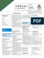 Boletín Oficial - 2016-03-04 - 3º Sección