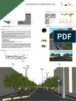 Projeto de requalificação das vias principais do bairro Cidade 2000