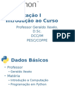 001 Computacao I Introducao Ao Curso (1)