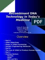 RecombomamtDNA&Medicine