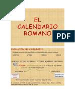 Imágenes Calendario Romano