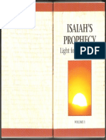 Watchtower - Isaiah's Prophecy Light for All Mankind Volume I - 2000