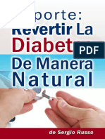 La Cura 100% Natural Para La Diabetes Tipo 2