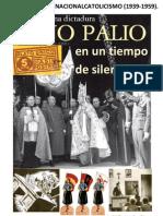 TEMA 10. FRANQUISMO 1939-1959. FASCISTIZACIÓN Y NACIONALCATOLICISMO.