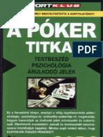 A póker titkai - Mike Caro
