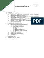 Formulir 7 Laporan Tahunan