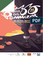 festival Jazz sous les Pommiers 2016 - le programme