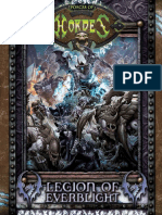 Forces of HORDES - Legion of Everblight