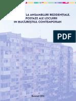 Volum de La Strada La Ansambluri Rezidentiale