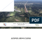 Autopista México Tuxpan