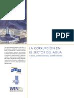 La Corrupción en El Sector Del Agua 2006