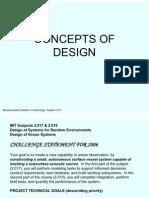 10 Concepts Des