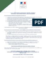 PIÈCES JUSTIFICATIVES À ADRESSER AU TRIBUNAL D'INSTANCE AUX FINS DE CONCLUSION D'UN PACTE CIVIL DE SOLIDARITÉ