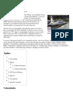 TGV – Wikipédia, A Enciclopédia Livre