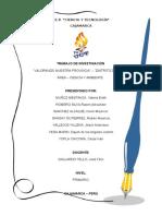 Informe Final de Jesus - Ciencia y Ambiente