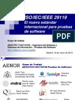 ISO29119-Presentacion-GT26-20140618