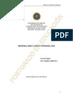 Sociologia_educacion_2.PDF Sistema Educativo Venezolano