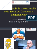 Tanner - Teoria del caso.pdf