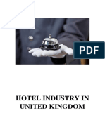 UK Hotel Industry Report