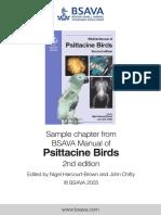 Psittacine Birds 2e