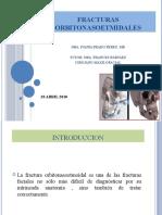 FRACTURAS ORBITONASOETMOIDALES