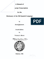 Manual para transcripción manuscrita MacKenzie