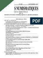 Parvérie (M.)_Des Armatures Monétiformes Au Type Des Dinars Almoravides (Cahiers Numismatiques 52:205, 2015)