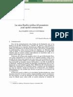 Dialnet-LasRaicesFilosoficojuridicasDelPensamientoPenalEsp-1985295