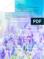 resume1 -portfolio