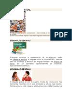 Lenguaje Textual