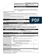 sample scince lesson plans ps2