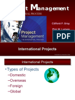 The Managerial Process International Projects Chap15-V2
