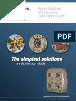 Funk Modular Pump Drive Selection Guide 01