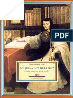 BUXÓ Sor Juana Inés de La Cruz