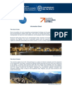 Universidad Del Pacifico Fact Sheet 2016 2017