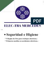 Seguridad Trabajos Electricos