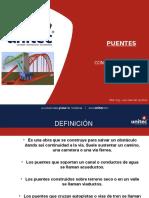 C-1 Puentes (Condiciones Generales, Clasificacion y Estudios Previos)