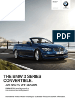 3series Convertible Catalogue