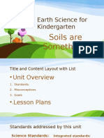 earth science unit