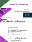 Fundamentos economicos