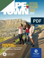 Cape Town Visitors Guide 2015