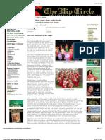 Bellydance recital article