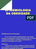 Obesidade epidemio