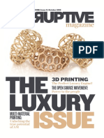 Disruptive Magazine Issue5