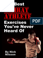The Best Combat Athlete Exercises You'Ve Never Heard Of