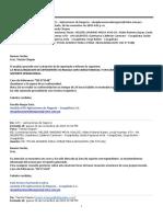 Aprovacion de Regulartfizacion de Tfi Con Cargo Manual