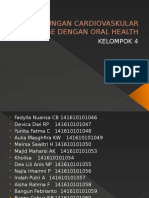 Hubungan Cardiovaskular Disease Dengan Oral Health