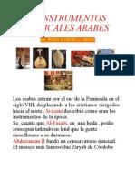 INSTRUMENTOS MUSICALES ÁRABES