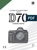 Manual Nikkon D70_ES